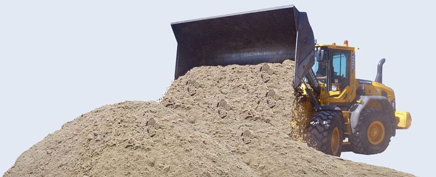 Zand kopen